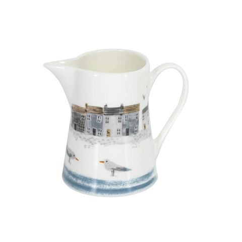 Gisela Graham Small Jug - Seaside Scene