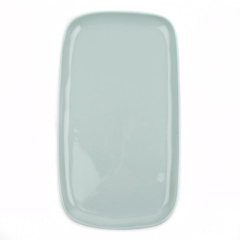 Ceramic Platter - Pale Blue