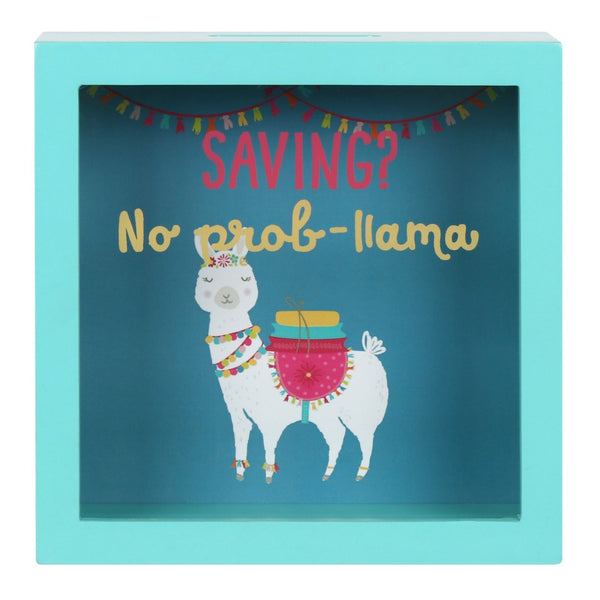 No Prob-Llama Money Box