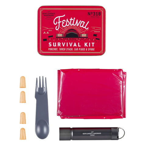 Festival Survival Kit Tin