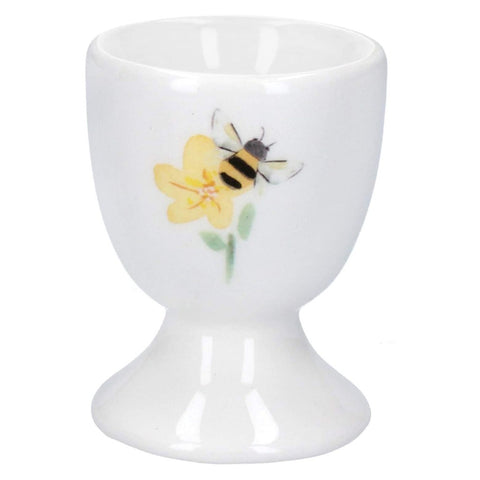Gisela Graham S/4 Egg Cups - Bee & Buttercup