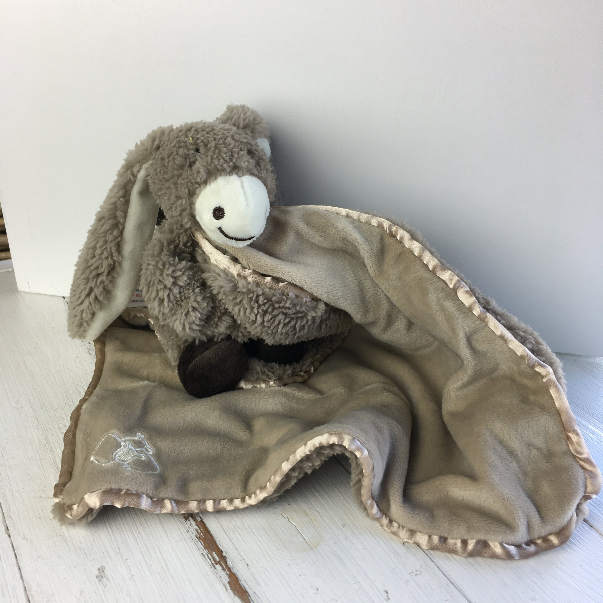 Soft Toy Soother - Donkey