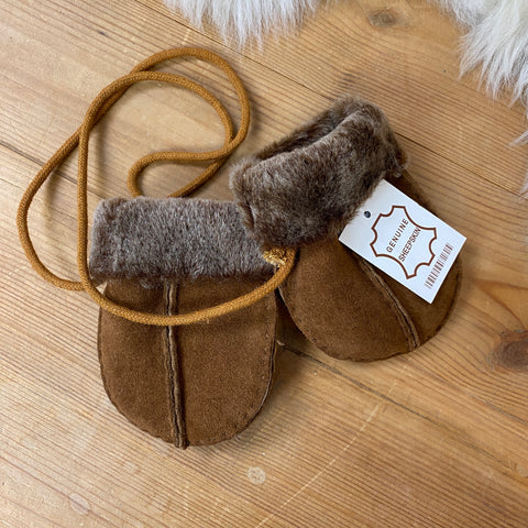 Sheepskin Baby Puddies