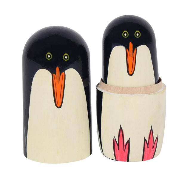Penguin Russian Doll
