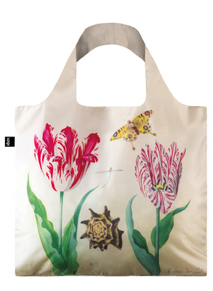 Packaway Shopper - Two Tulips & Irma Bloom