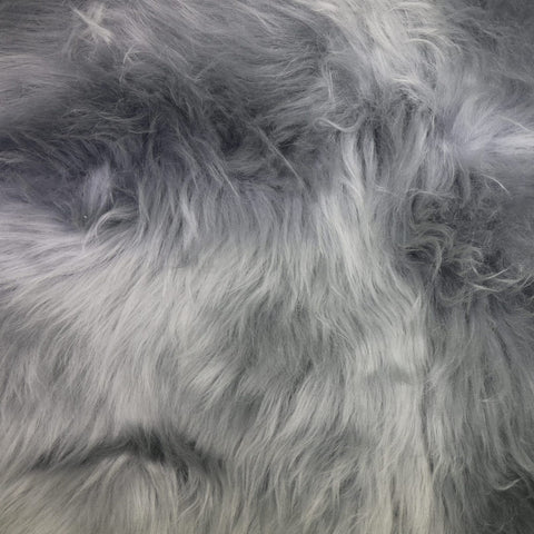Sheepskin - Light Grey