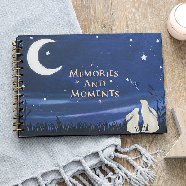 Look at the Stars Baby Memory Book