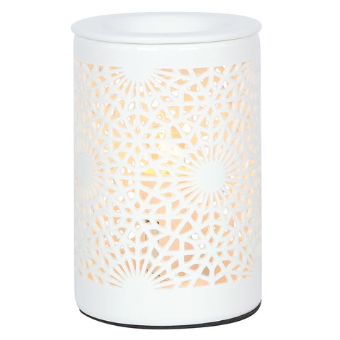 Electric Ceramic Oil Burner - Lace