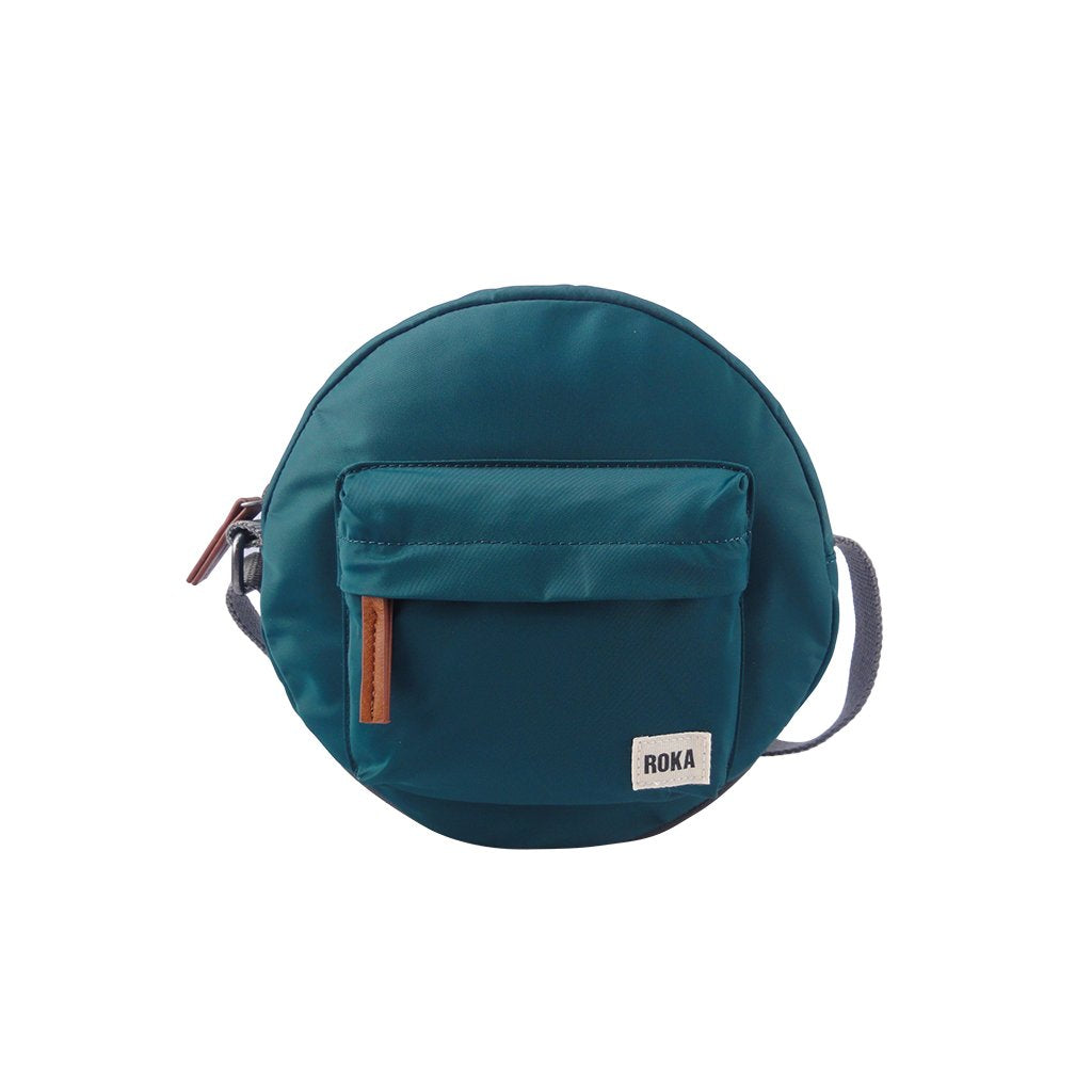 Roka Cross Body Bag - Teal