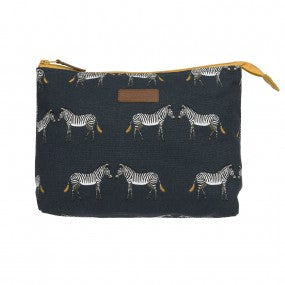 Sophie Allport Wash Bag - Zebra