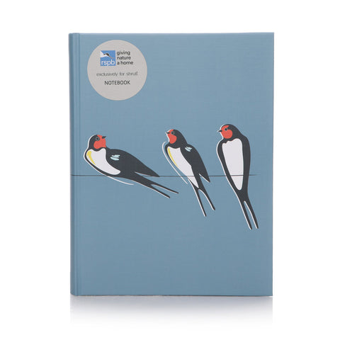 RSPB Notebook - Swallows