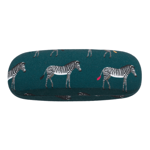 Sophie Allport Glasses Case - Zebra