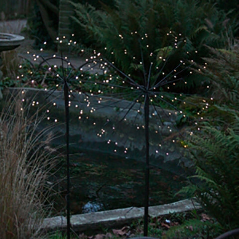 Outdoor Dandelion Solar Light - Small