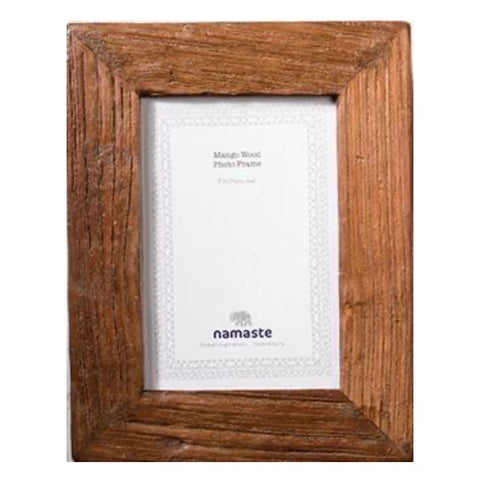 Photo Frame - Reclaimed Teak
