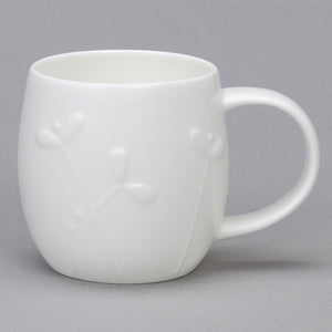 Repeat Repeat Plum Mug - Cress