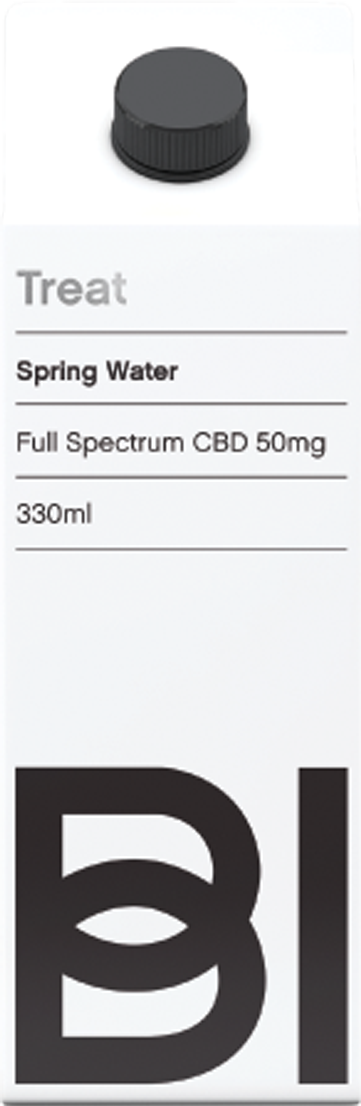 Treat - Full spectrum cbd water