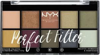 Perfect Filter Shadow Palette (Olive You)