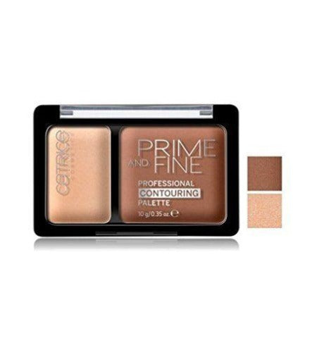 Prime and Fine Contouring Palette (020 Warm Harmony)
