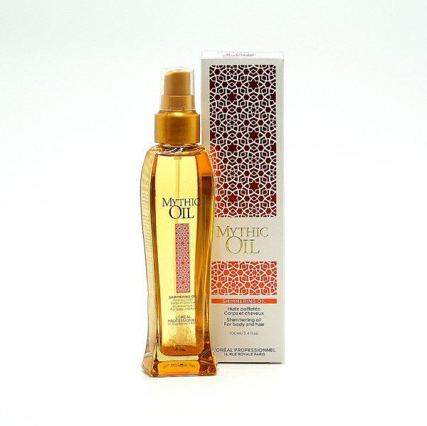 Mythic Shimmering Oil