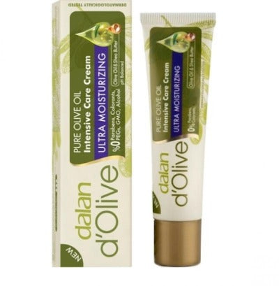 Mini d'olive Intensive Hair & Body Cream