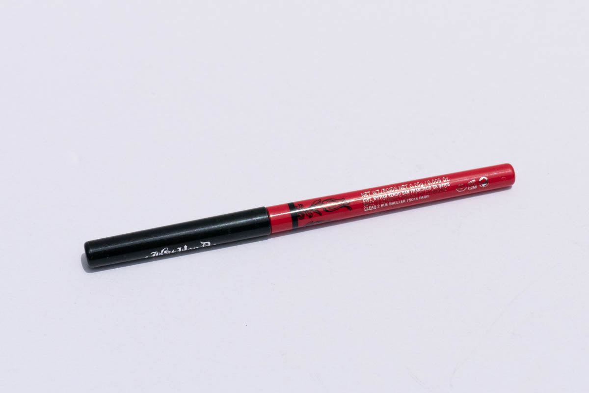 Everlasting Lip Liner Crayon - Outlaw - Brick Red