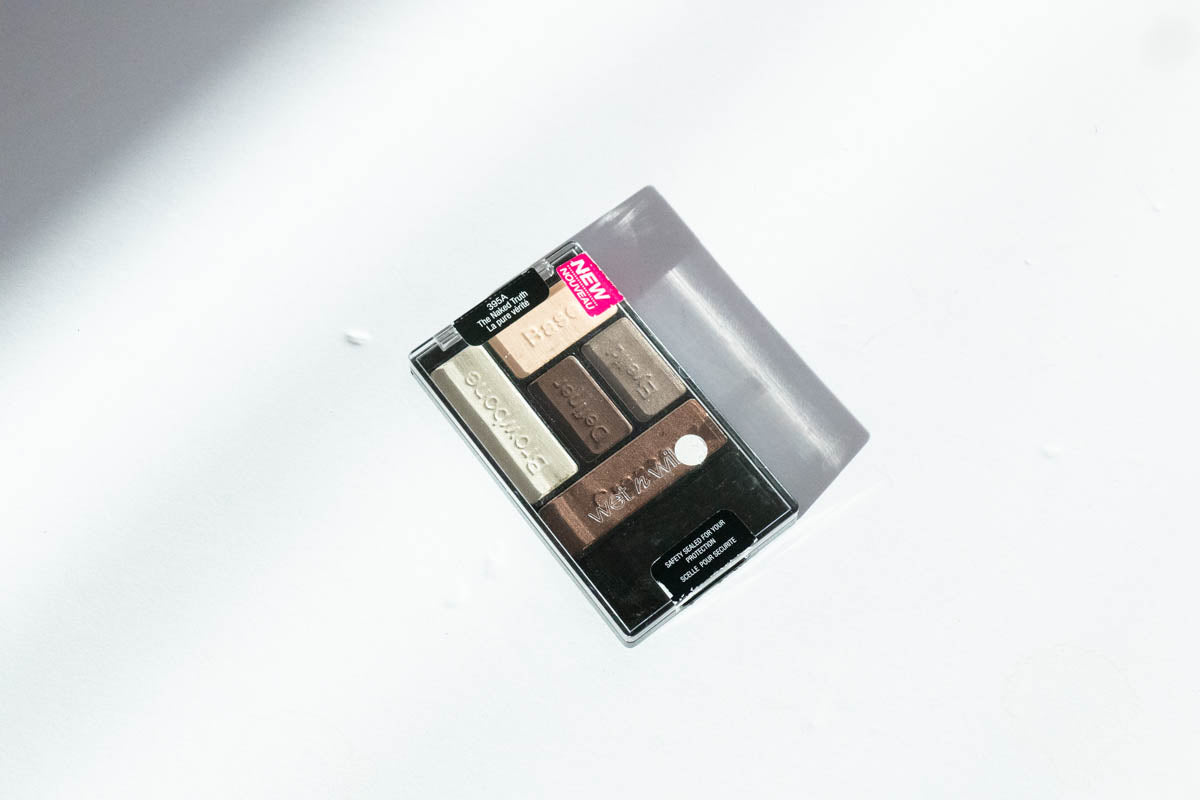 The Naked Truth Eyeshadow Palette