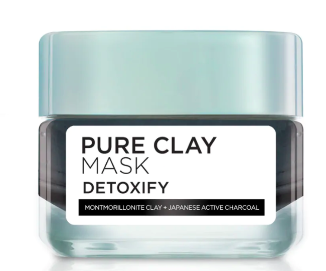 Pure Clay Mask (Detoxify)