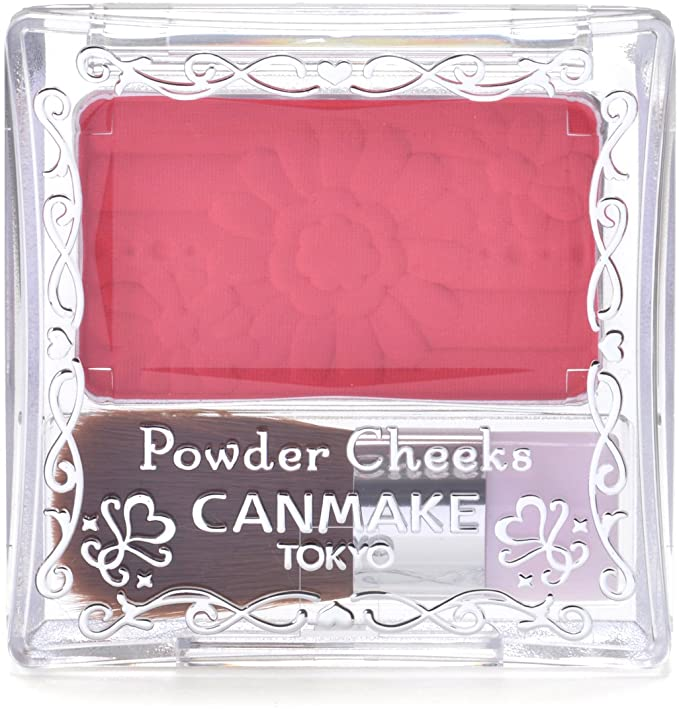 Powder Cheeks (PW37 Rose Red)