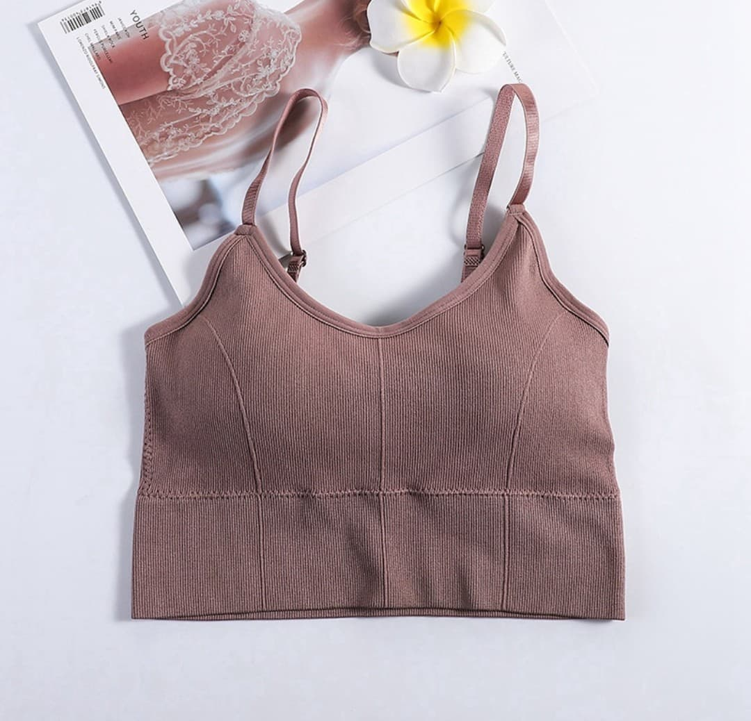 NEW JILLIAN SEXY NON-WIRE SPORTS BRA