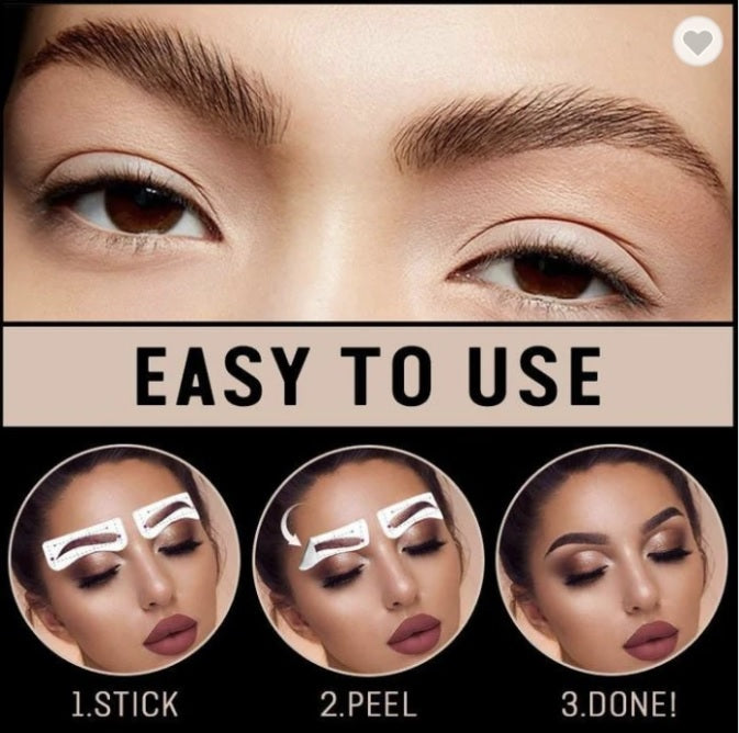 Best Selling 4D Waterproof Eyebrow Tattoos (Buy 1 Get 1 FREE)