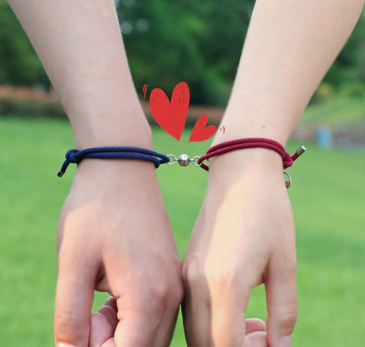 Mutual Attraction Magnetic Bracelet