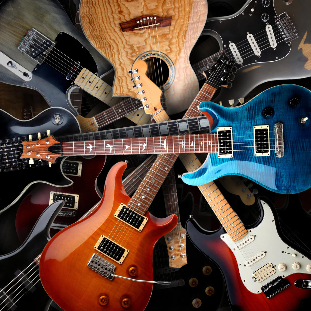 Another Brief Guide To Popular Guitar Models