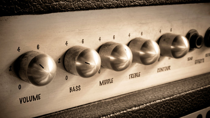 Guitar Amplifier 101: Choosing Your First Amp