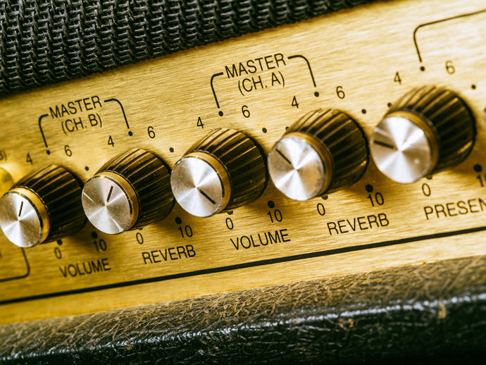 Guitar Amplifier 102: Using Your First Amp