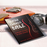 Guitar Chords Bible : Instant Access To 1053 Chords with Chord Functions And Progressions