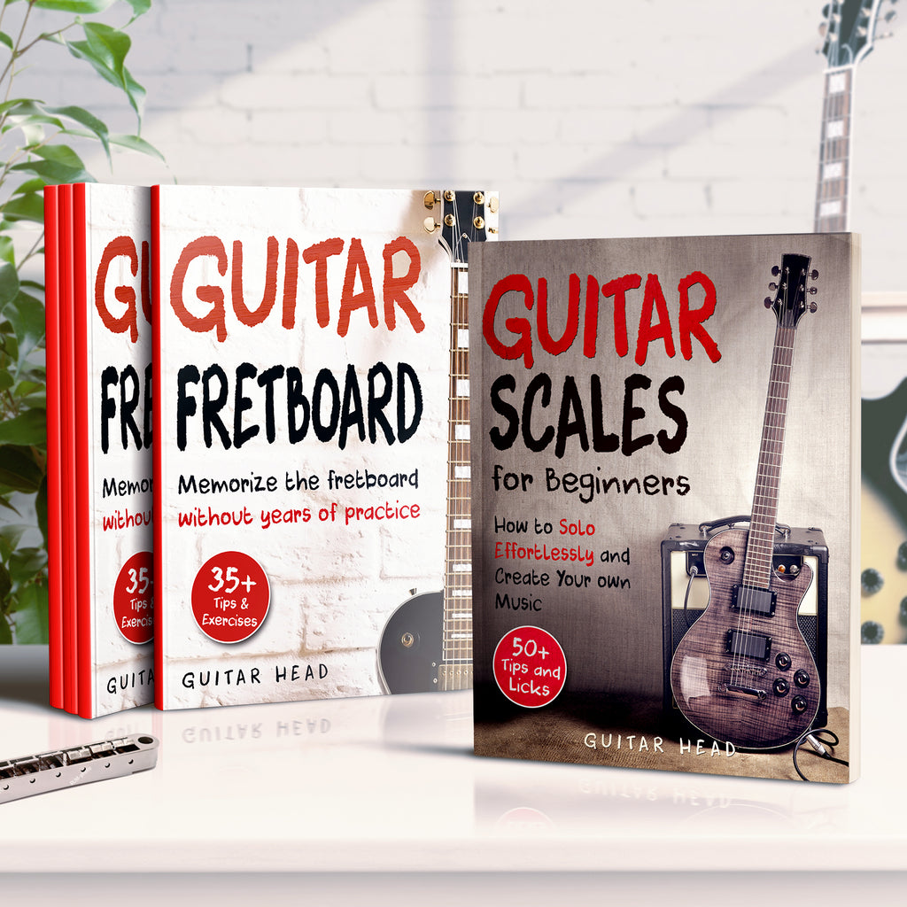 Exclusive Offer: 2 Book Scales Combo