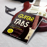 Guitar Tabs: Learn to Read Tabs in Less than 60 Minutes