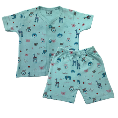 Front Open Baba Suit (MRP inclusive of all taxes)