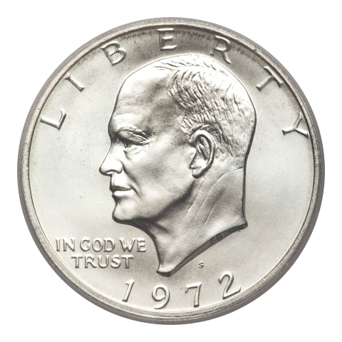 e5dec11ce How much is a 1972 Silver Dollar worth  September 16 2014