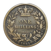 1838-1887 Great Britain Shilling - Queen Victoria (Young Head Portrait)