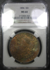 1896-P U.S. Morgan Dollar NGC MS-64