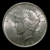 1922-1935 Peace Silver Dollar (AU Condition)