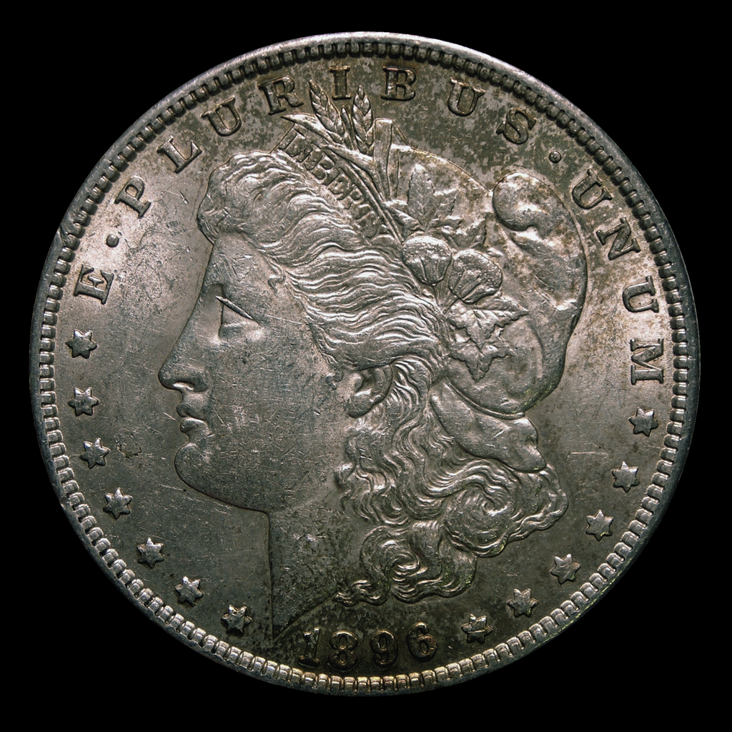 1878-1904 Morgan Silver Dollar (XF Condition)