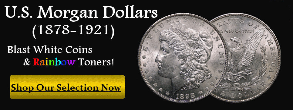 Morgan Silver Dollars