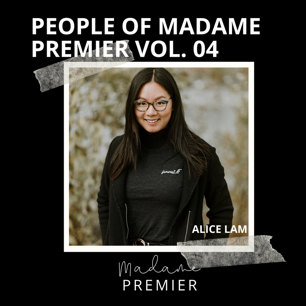 People of Madame Premier Vol. 04 Alice Lam