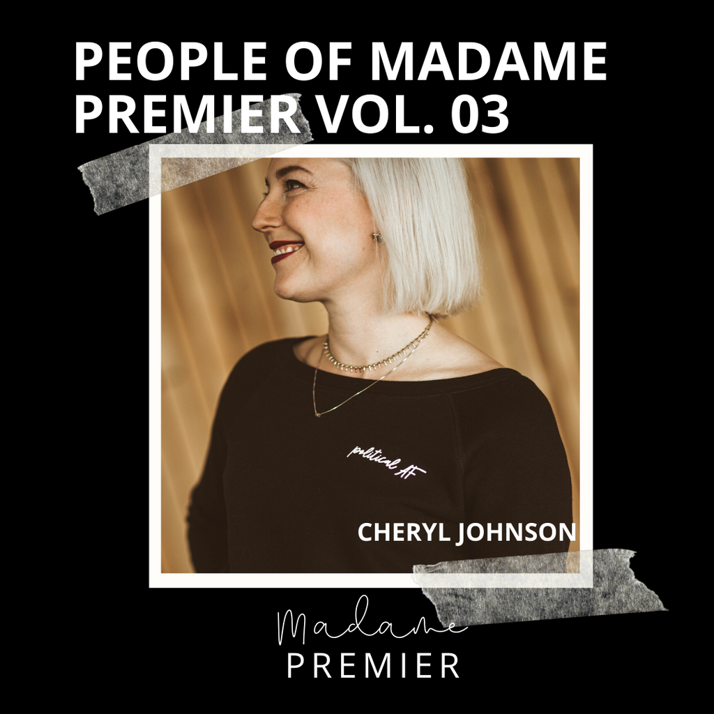 PEOPLE OF MADAME PREMIER VOL. 03 - CHERYL JOHNSON