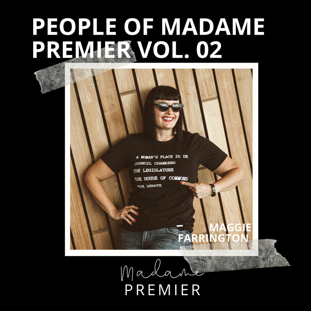 People of Madame Premier Vol. 02 - Maggie Farrington