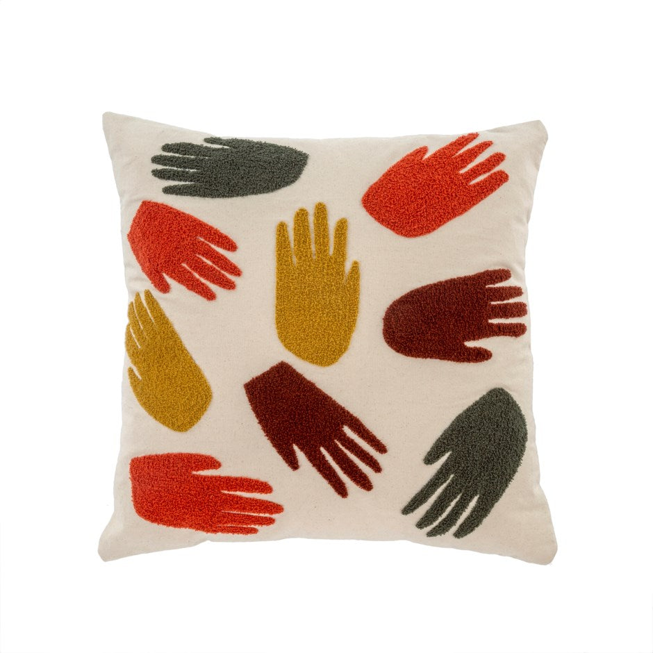 All Hands Pillow