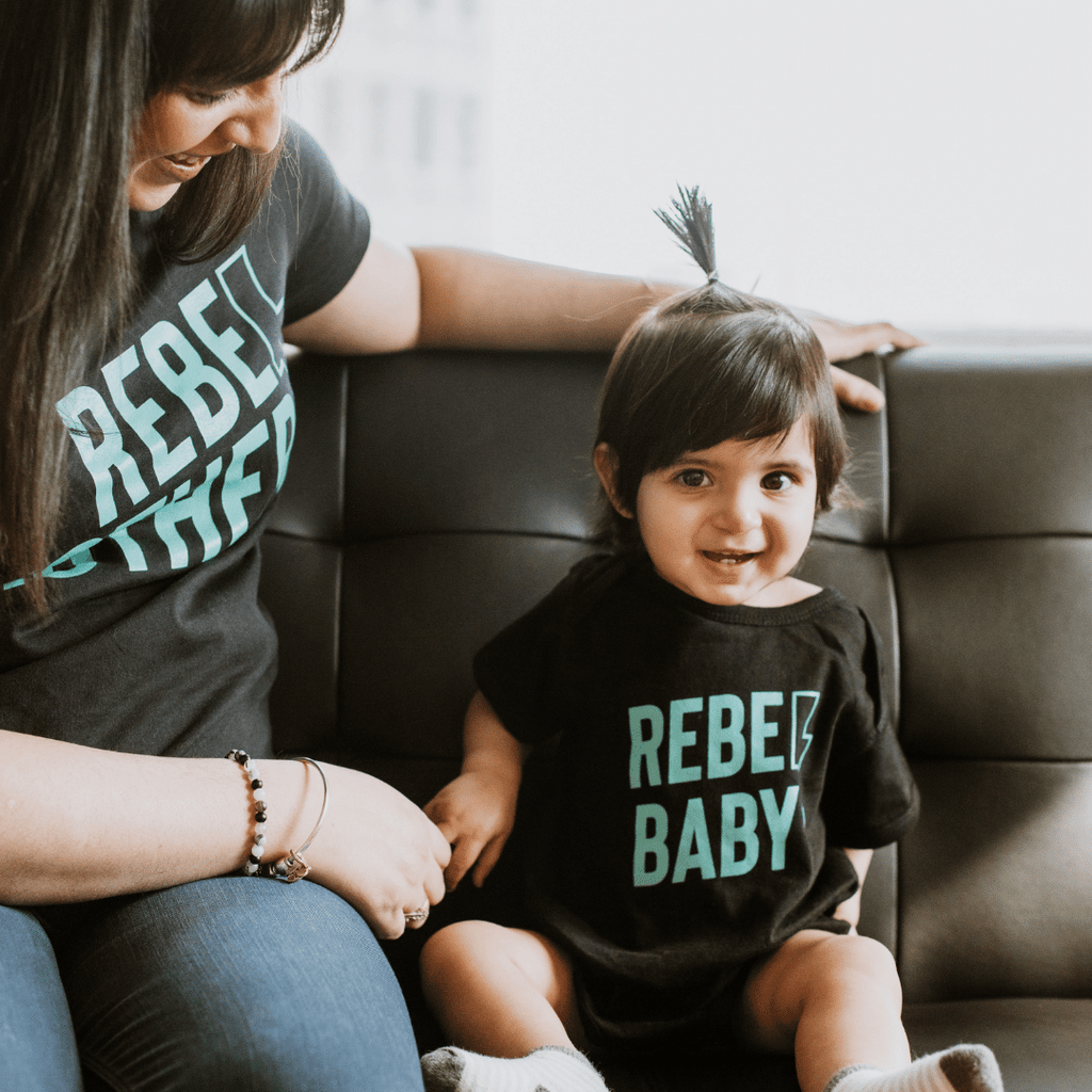 Rebel Baby Onesie