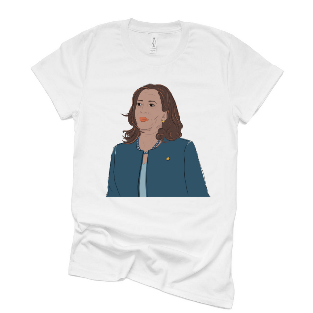 Kamala Harris Unisex Adult T-Shirt